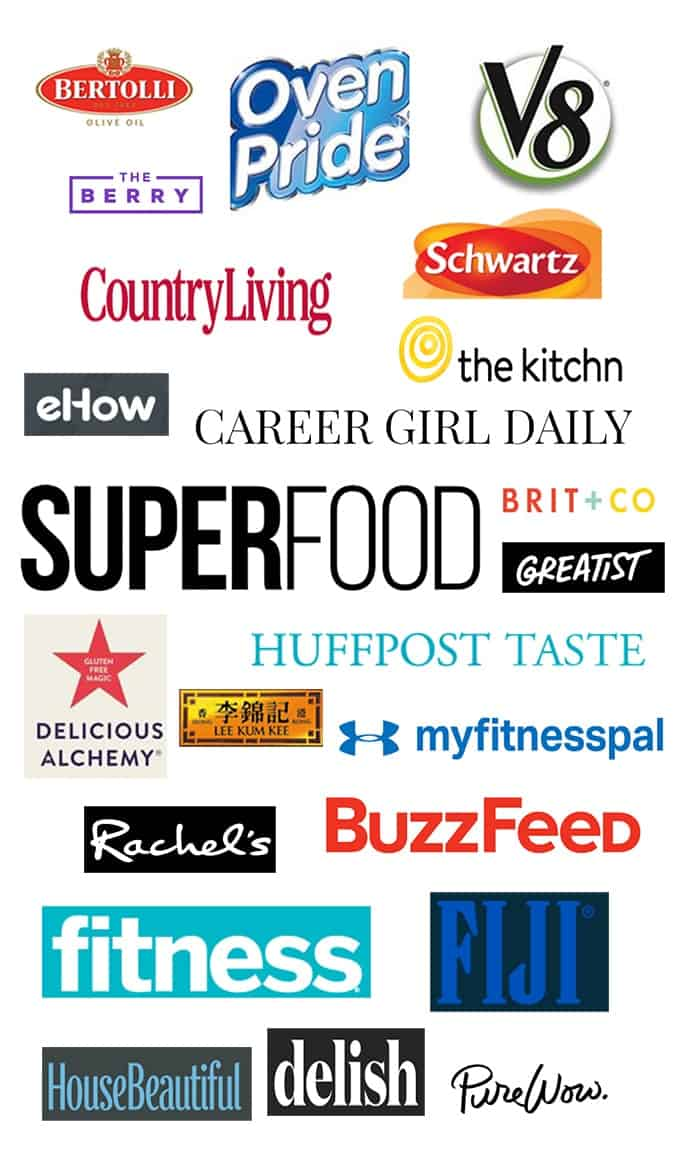 Kitchen Sanctuary Brands we've worked with