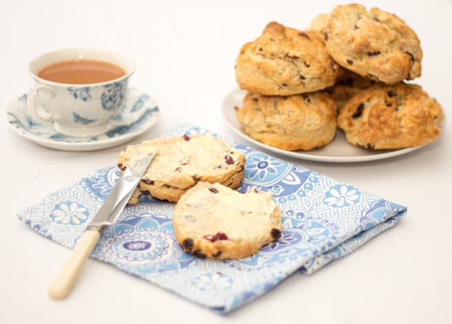 Sourdough Scones - Perfect with a cup of tea