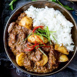 Beef Massaman Curry Nicky S Kitchen Sanctuary