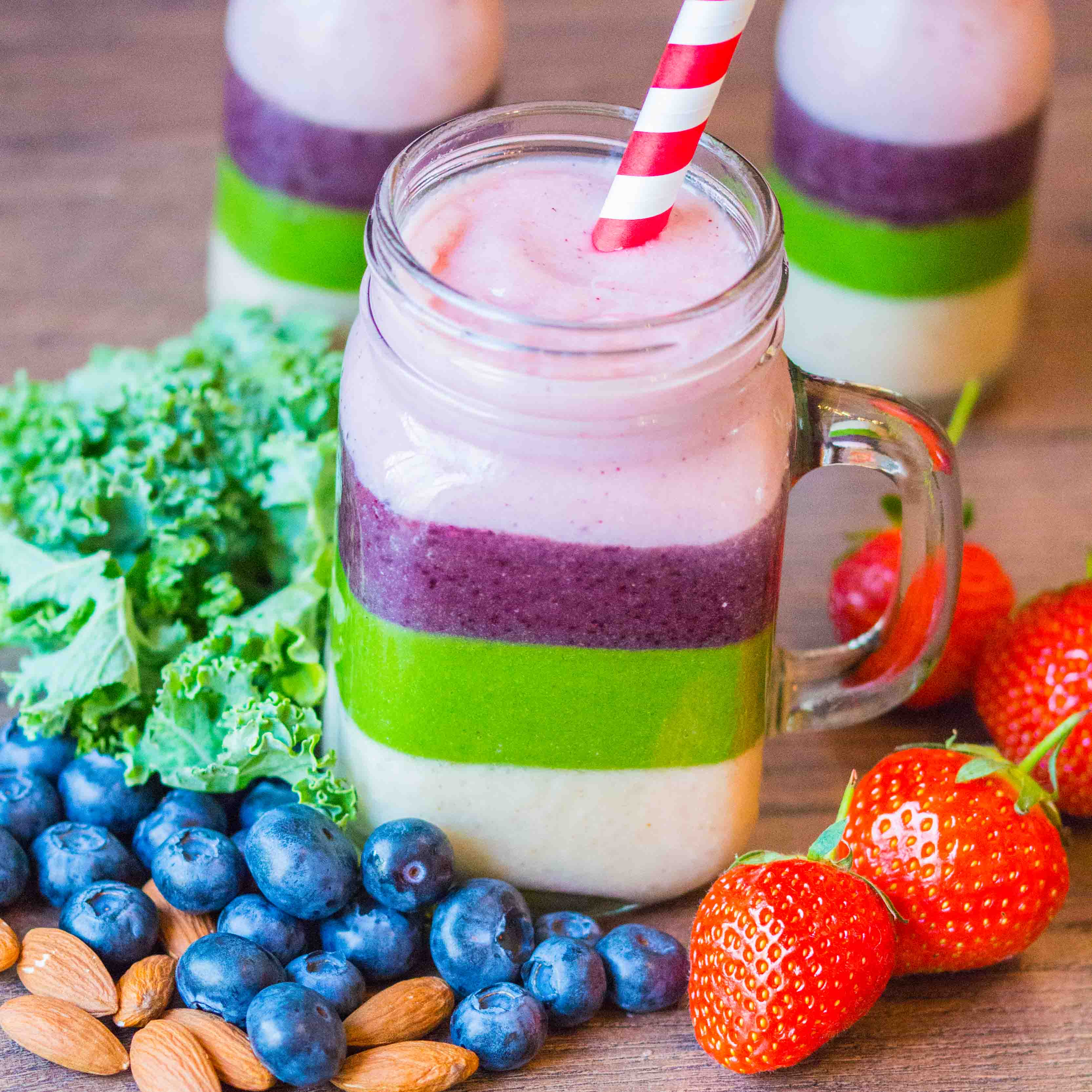 Smoothies For Kids To Make