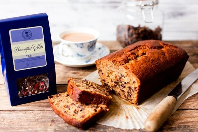 Beautifully rich, moist and fruity Tea Bread.