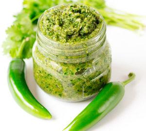Skinny Thai Green Curry Paste