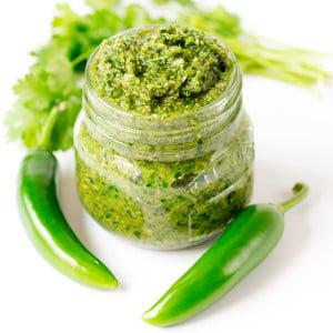 Skinny Thai Green Curry Paste Nickys Kitchen Sanctuary