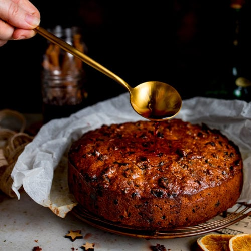 Christmas Cake.November Is The Time To Make Your Christmas Cake