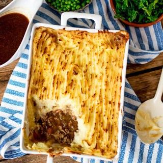 Shepherds Pie with Rich Gravy