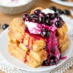 Sweet and crunchy, these cinnamon French toast fingers make a delicious Sunday breakfast.