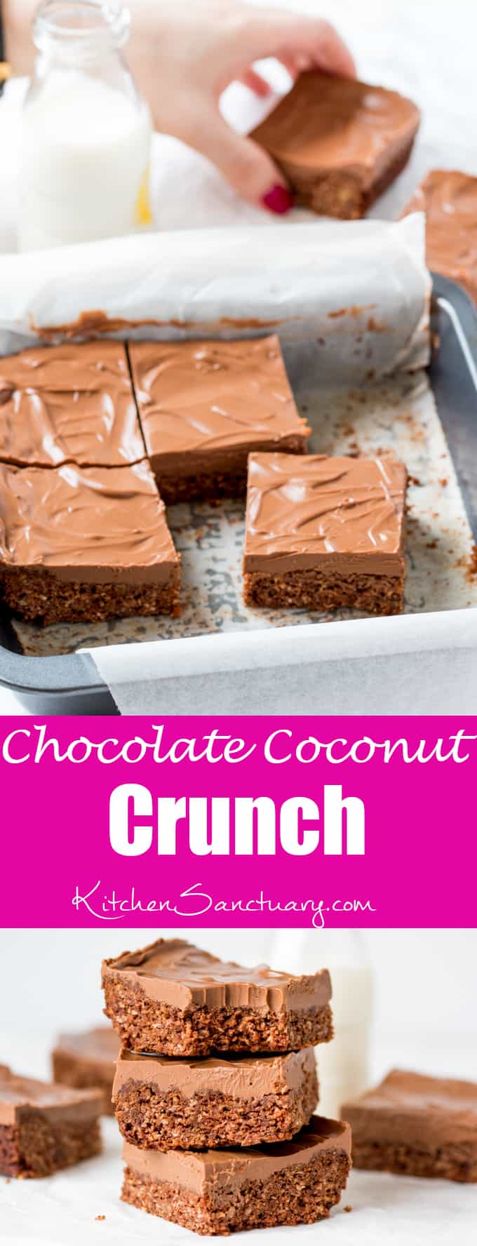 Chocolate Coconut Crunch