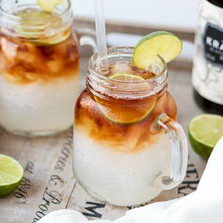 Dark 'N' Stormy – My Favourite Cocktail!