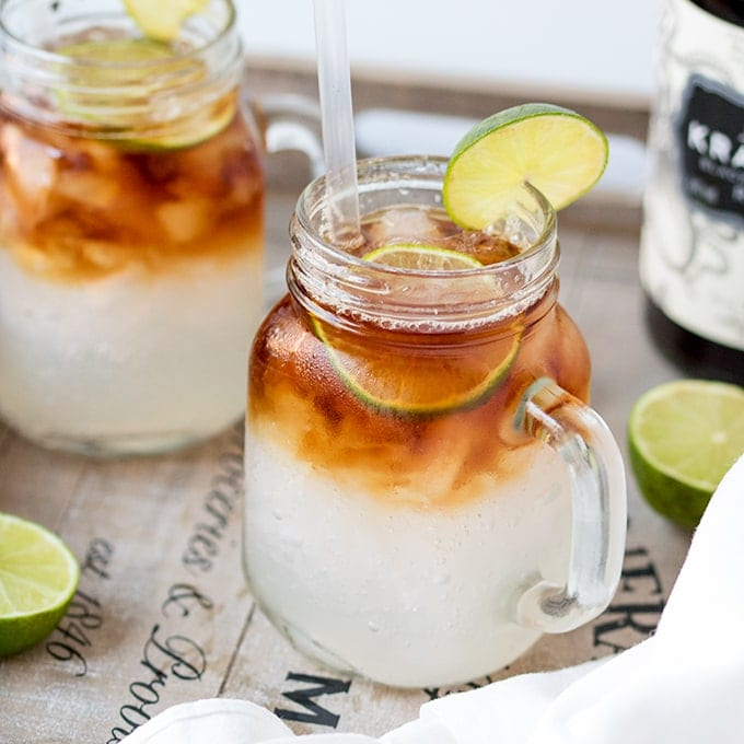Dark 'N' Stormy – My Favourite Cocktail!