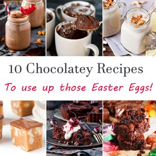 10 Ways To Use Up Leftover Easter Eggs