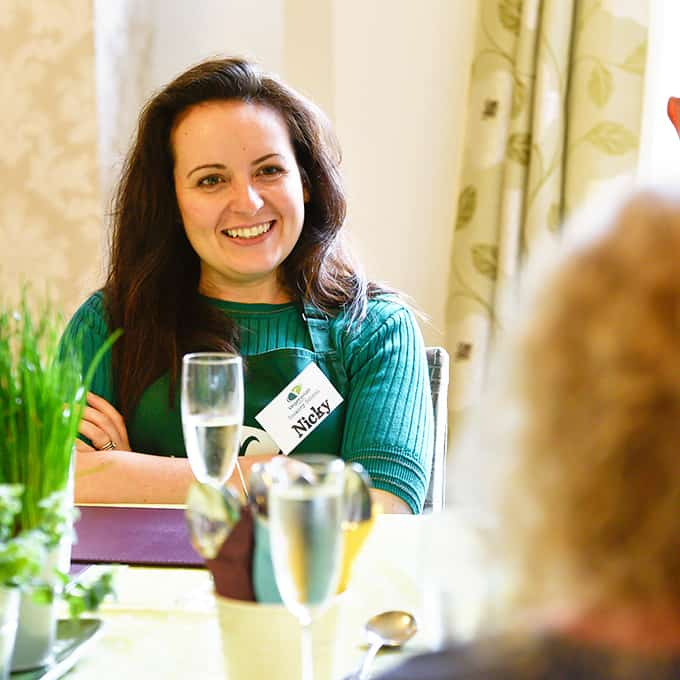 When a meat-eater attends a day of Vegan Cookery at the Vegetarian Cookery School + FREE tickets