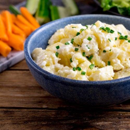 Potato Salad Recipe Double Cream