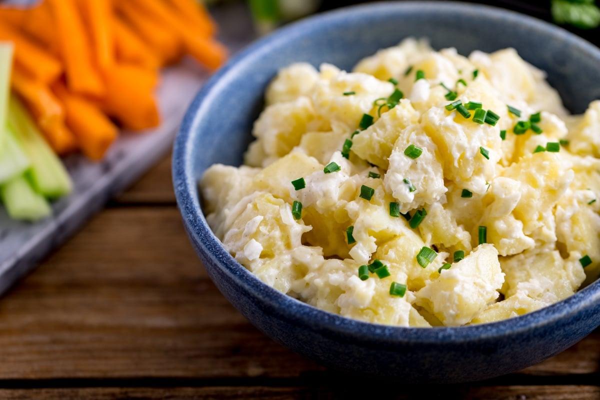 Potato Salad Recipe Kenya