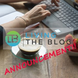 Living the Blog is Live! Plus July Income Report.