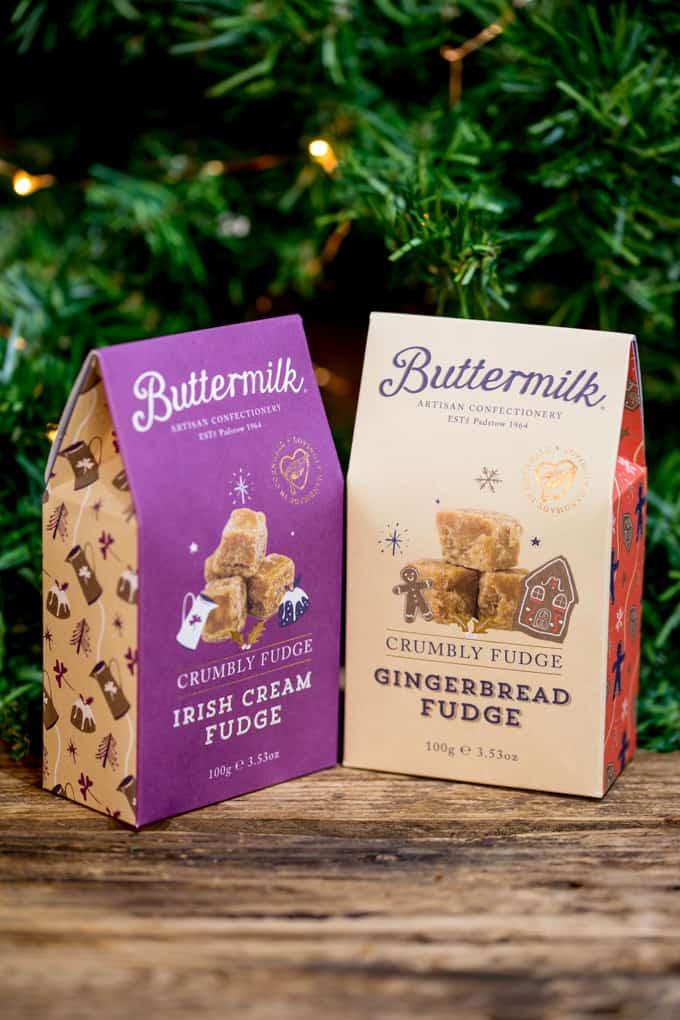 Buttermilk Fudge