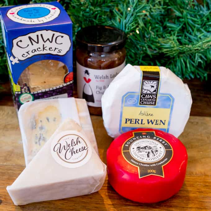 Welsh Cheese Subscription