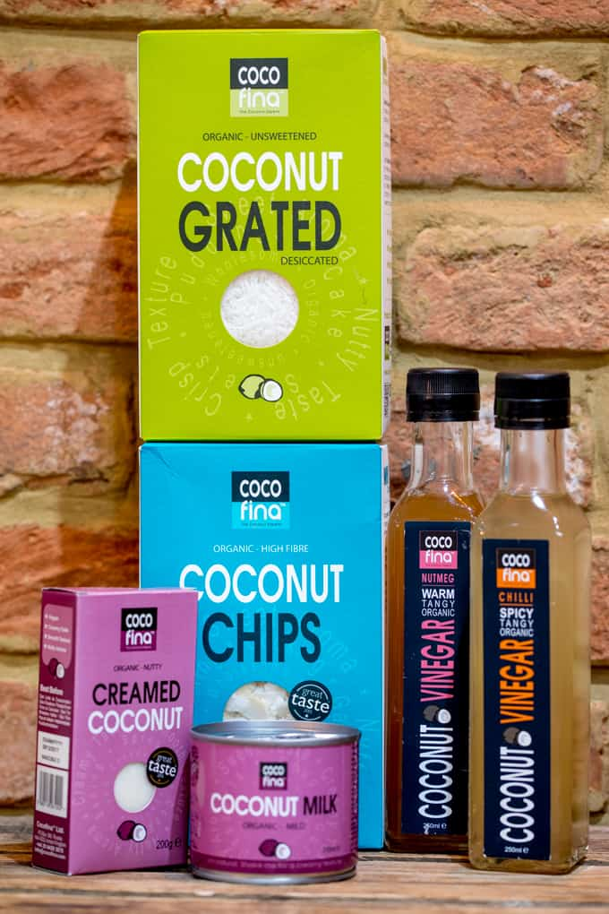 Cocofina Coconut Goodies