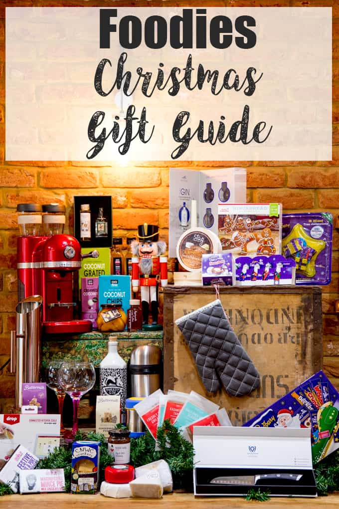 Kitchen Sanctuary Christmas Gift Guide 2017 Pinterest