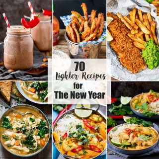 70 Lighter Recipes for the New Year