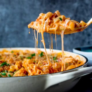 Chicken and Bacon Mac and Cheese