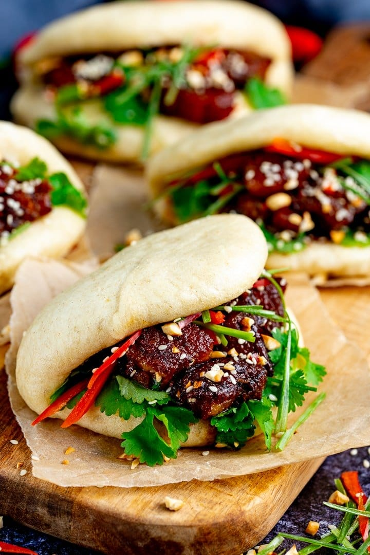 Gua Bao Pork Belly Bao Buns Nicky S Kitchen Sanctuary
