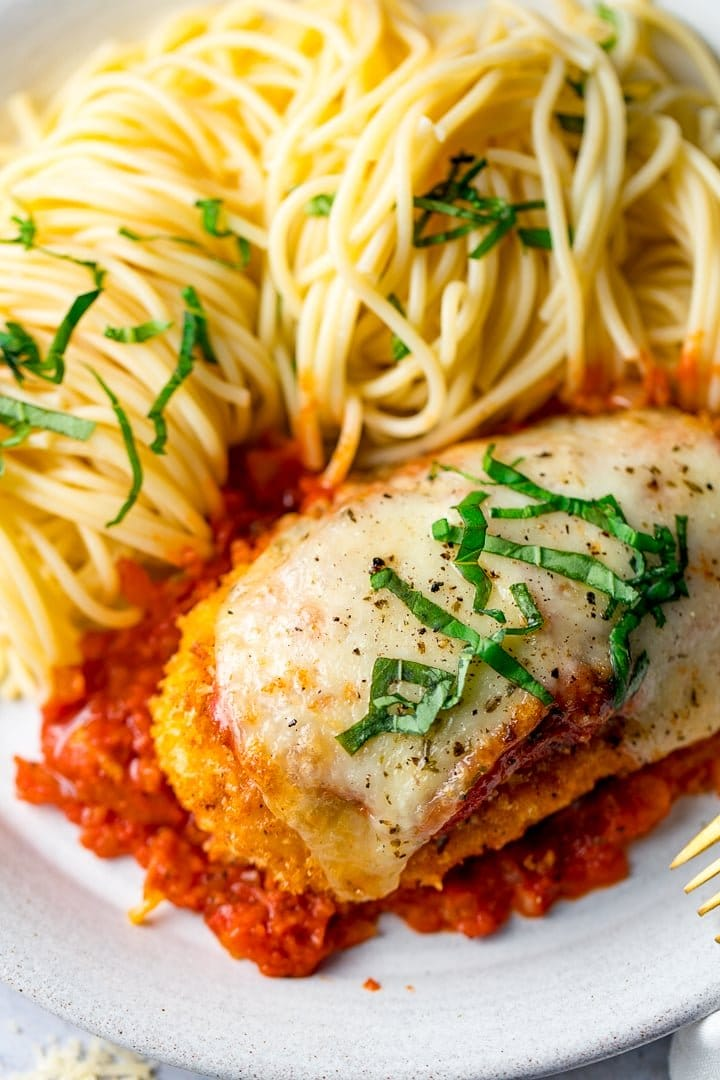 Chicken Parmesan Nicky S Kitchen Sanctuary