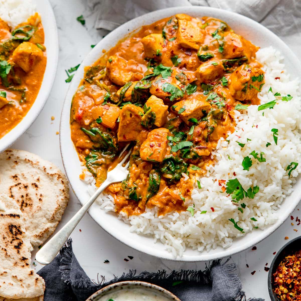 Easy Chicken Curry Nicky S Kitchen Sanctuary