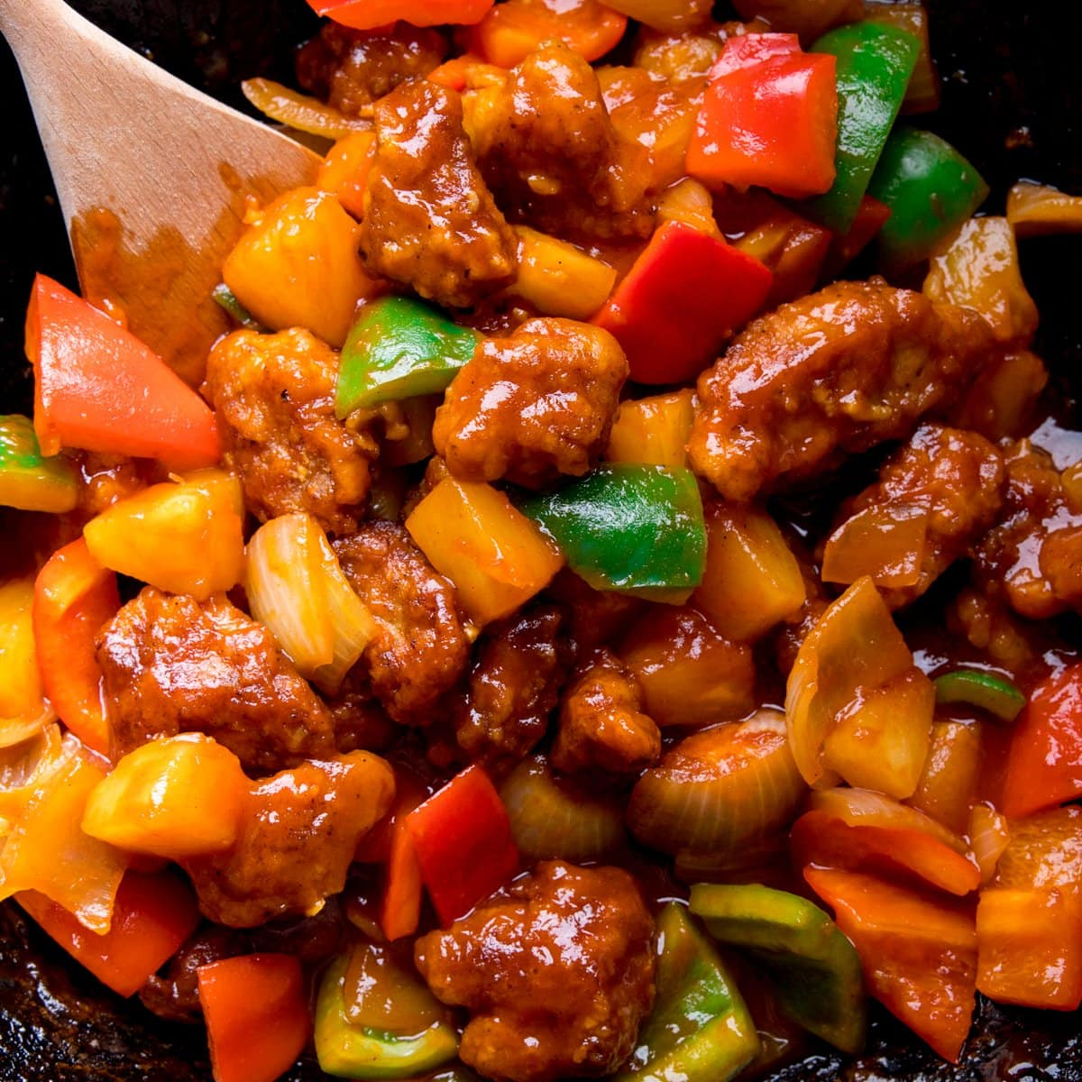 Sweet And Sour Pork Nicky S Kitchen Sanctuary